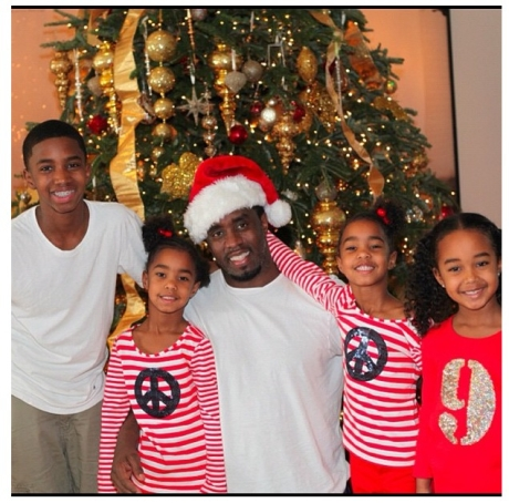 Diddy's Family