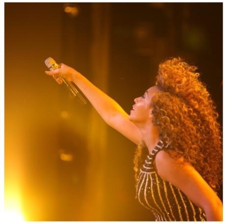 Beyonce NYE1