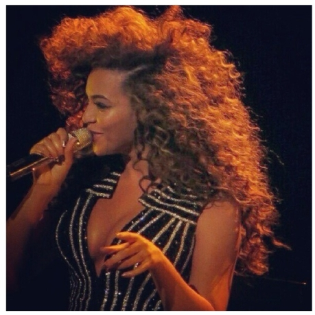 Beyonce NYE2