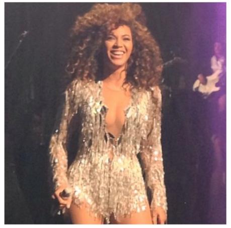 Beyonce NYE3