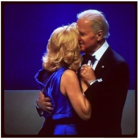Biden's First Dance
