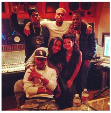 Chris Brown Studio