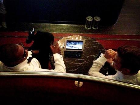 Justin & Jay-Z Suit & Tie2