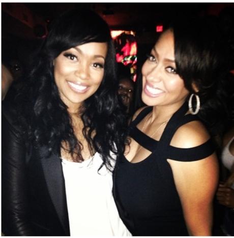 Lala & Monica NYE
