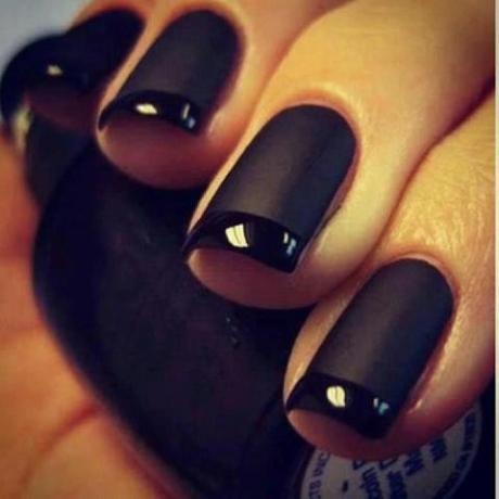 Matte Nails4