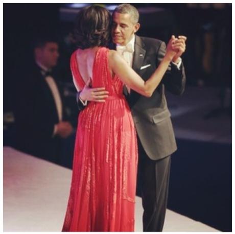 Obama's First Dance1