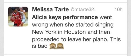 Alicia Keys Fan Tweet4