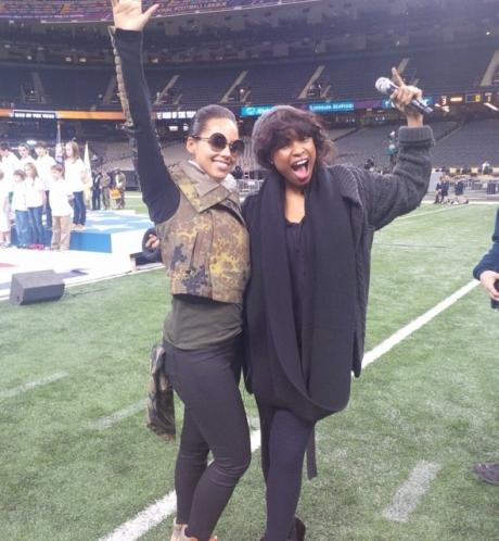 Alicia Keys & Jennifer Hudson