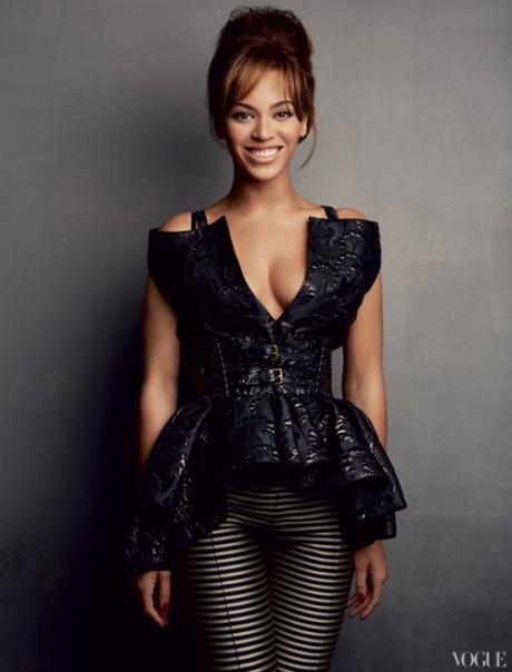 Beyonce Vogu3