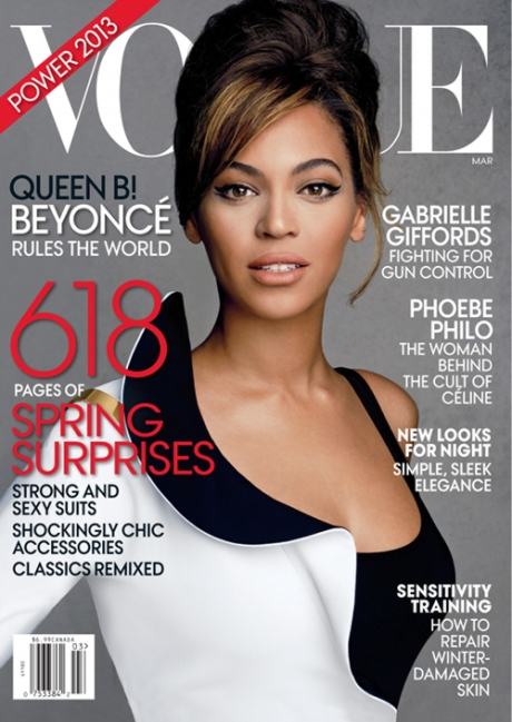 Beyonce Vogue5