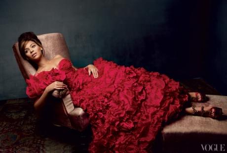 Beyonce Vogue6