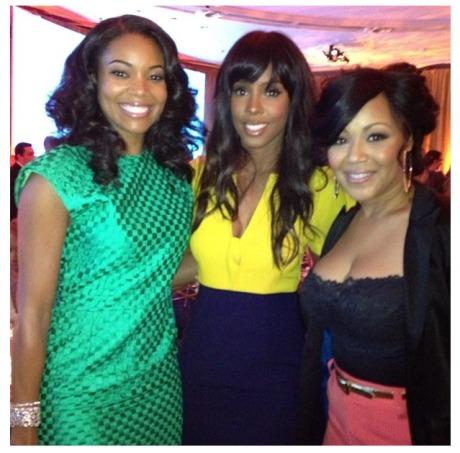 BWIH Gabrielle Union, Kelly Rowland, Erica Campbell