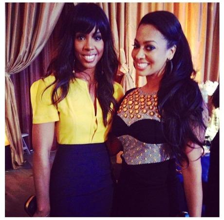 BWIH Kelly Rowland & Lala Anthony