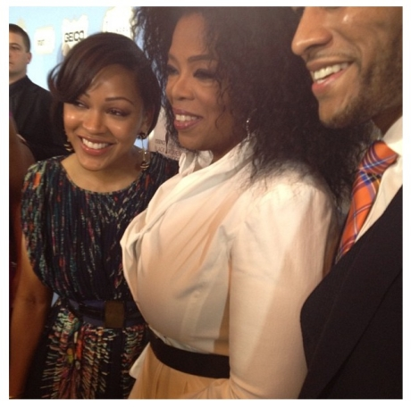BWIH Oprah Winfrey & Meagan Good