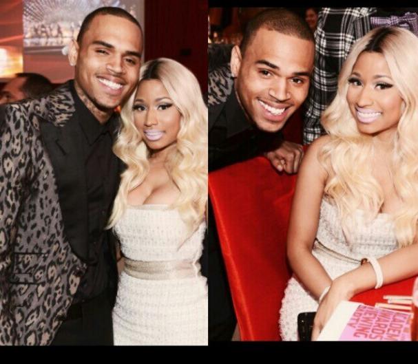 Chris Brown And Nicki Minaj