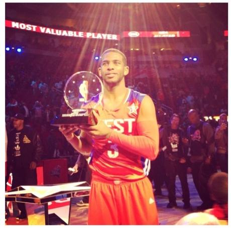 Chris Paul MVP