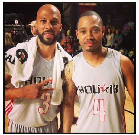 Common & Terrence J