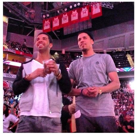 J. Cole & Drake