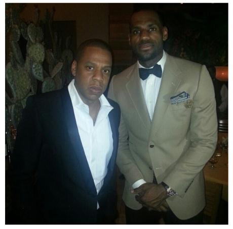 Jay-Z & Lebron2