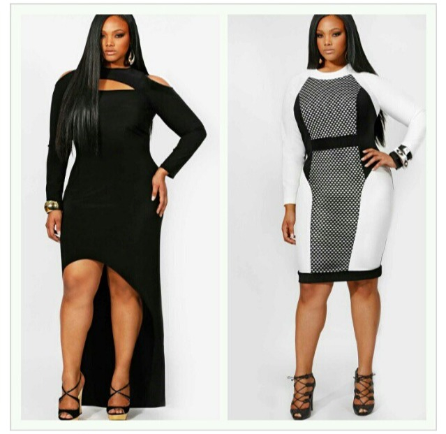 High fashion plus size clothing for women 78