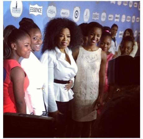 Oprah & Girls