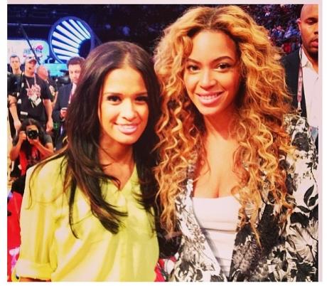 Rocsi Diaz & Beyonce