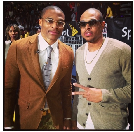 Russell Westbrook & Shannon Brown