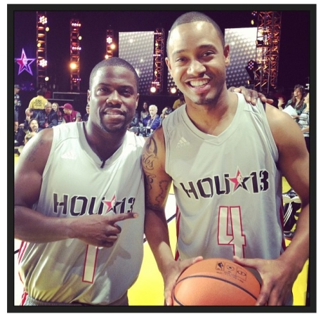 Terrence J & Kevin Hart