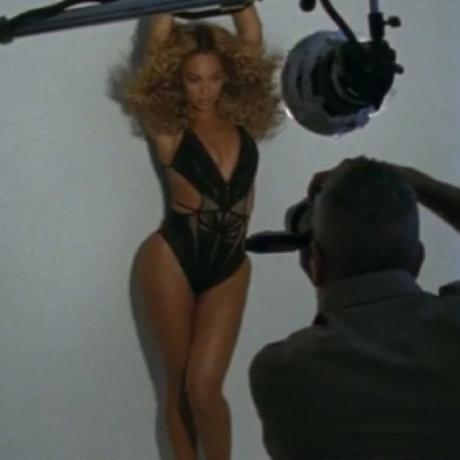 Beyonce Shape BTS1