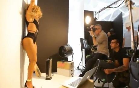 Beyonce Shape BTS2