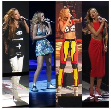 Diamonds Tour 9