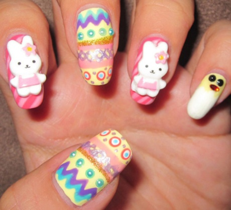 Easter Nails3