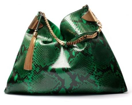 Emerald Purse