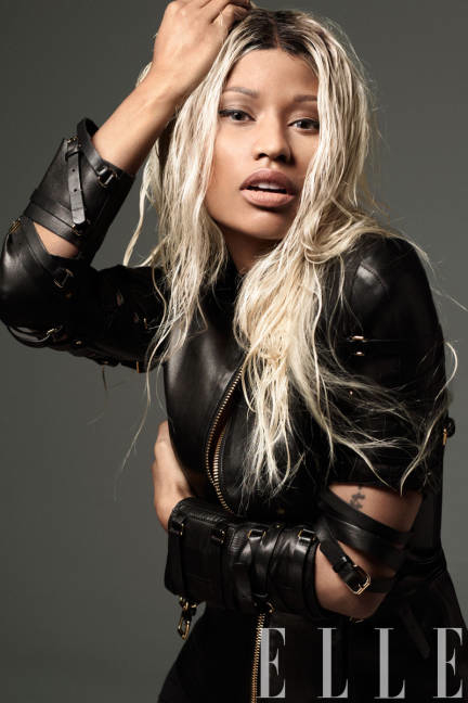 Nicki Minaj Elle1