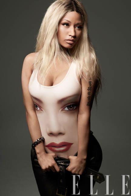Nicki Minaj Elle2