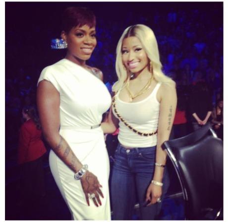 Fantasia and Nicki Minaj