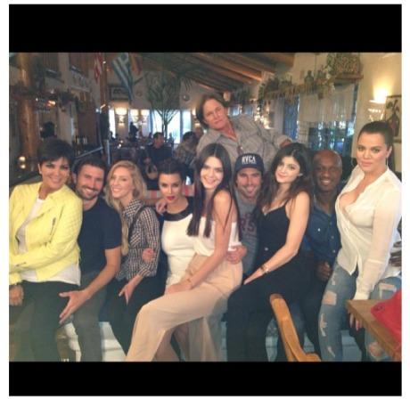 Kardashian:Jenner Family