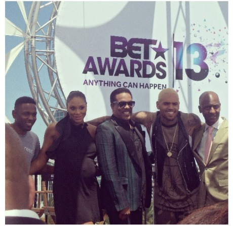 BET Press Conference