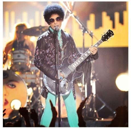 Prince BBMA