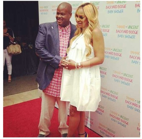 Tamar and Vince Baby Shower