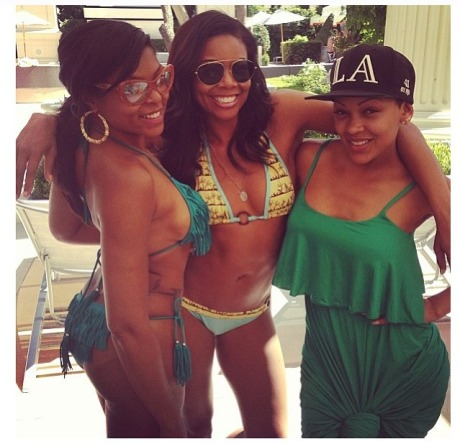 Taraji P Henson, Gabrielle Union, Meagan Good