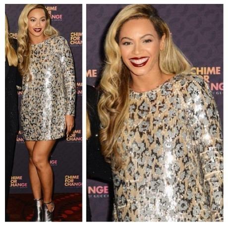 CFC Beyonce Red Carpet