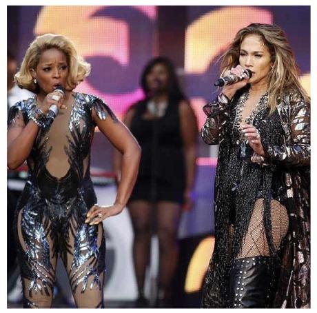 CFC Mary J. Blige and Jennifer Lopez