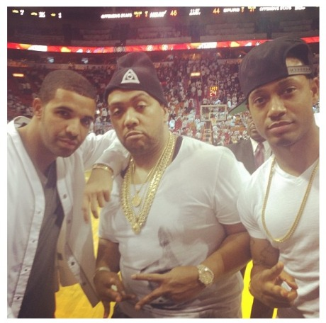Drake, Timbaland, Terrence J