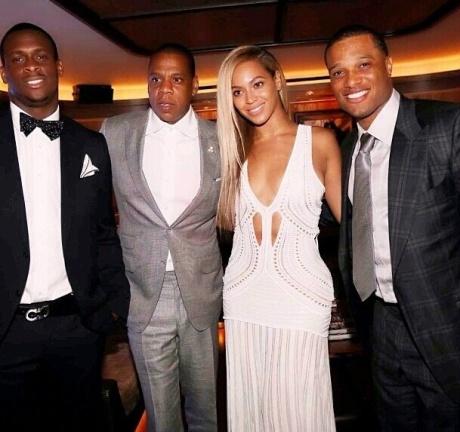 Geno Smith, Jay-Z, Beyonce, Robinson Cano