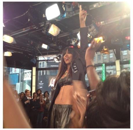 Kelly Rowland GMA