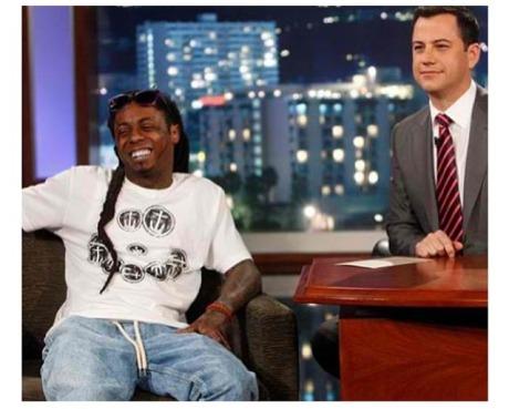 Lil Wayne Jimmy Kimmel