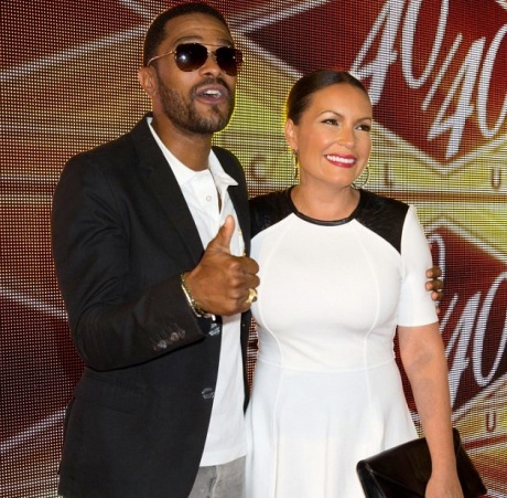 Maxwell and Angie Martinez