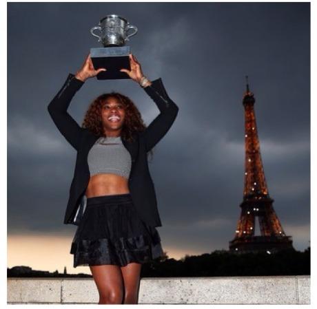 Serena Williams Paris1