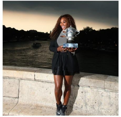 Serena Williams Paris3